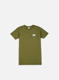 Rip N Dip - Lord Nermal Pocket T-shirt, Army Green