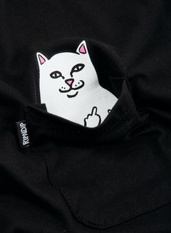 Rip N Dip - Lord Nermal Pocket T-shirt, Black 2