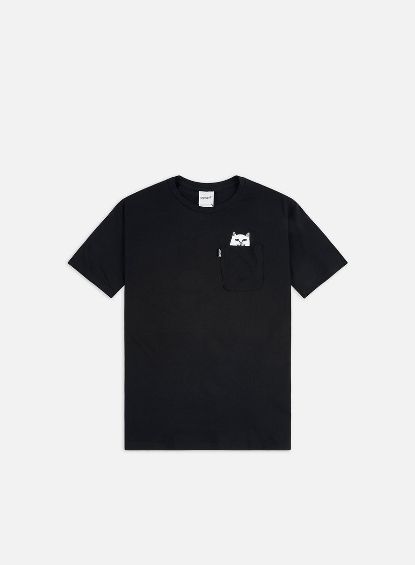 Rip N Dip - Lord Nermal Pocket T-shirt, Black