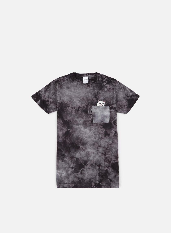 Rip N Dip - Lord Nermal Pocket T-shirt, Black Lighting Wash