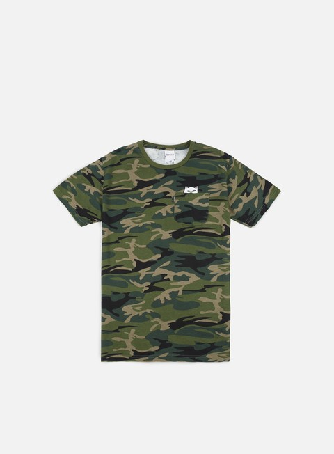 t shirt rip n dip lord nermal pocket t shirt green camo