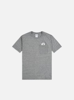 Rip N Dip - Lord Nermal Pocket T-shirt, Heather Grey 1