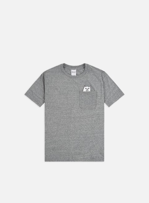 t shirt rip n dip lord nermal pocket t shirt heather grey