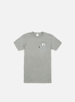 Rip N Dip - Lord Nermal Pocket T-shirt, Light Grey 1