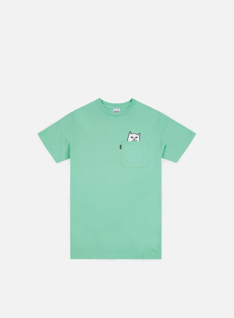 t shirt rip n dip lord nermal pocket t shirt over dyed mint