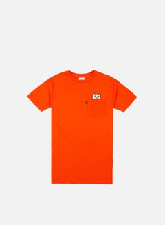 Rip N Dip - Lord Nermal Pocket T-shirt, Safety Orange