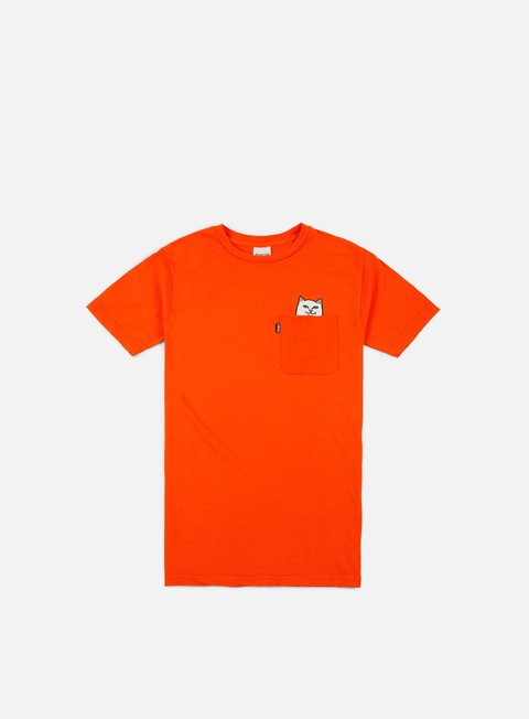 t shirt rip n dip lord nermal pocket t shirt safety orange