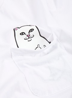Rip N Dip - Lord Nermal Pocket T-shirt, White 2