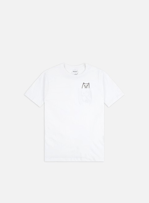 t shirt rip n dip lord nermal pocket t shirt white