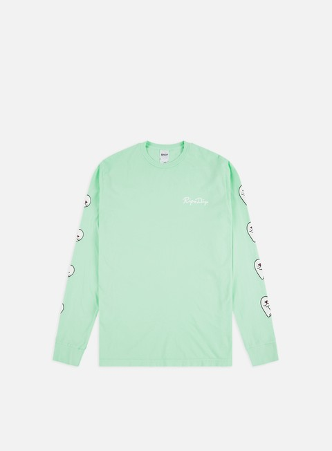 Outlet e Saldi T-shirt a Manica Lunga Rip N Dip Love Nerms LS T-shirt