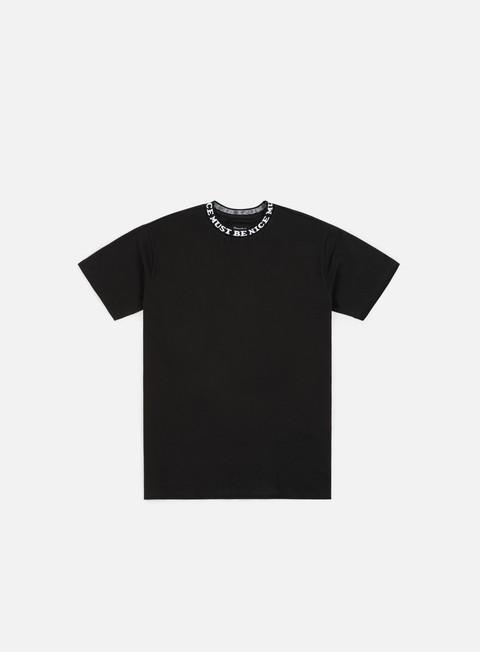 t shirt rip n dip mbn jacquard rib t shirt black