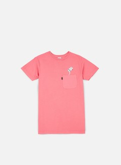 Rip N Dip - Milk Carton Pocket T-shirt, Blush 1