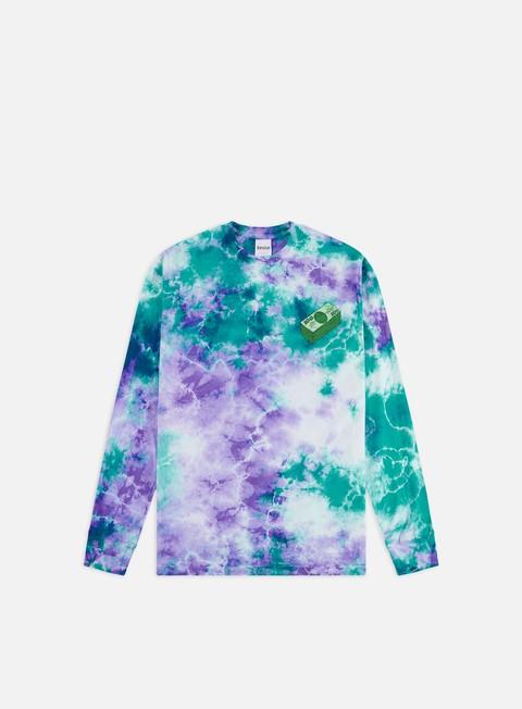 Outlet e Saldi T-shirt a Manica Lunga Rip N Dip Money Talks LS T-shirt
