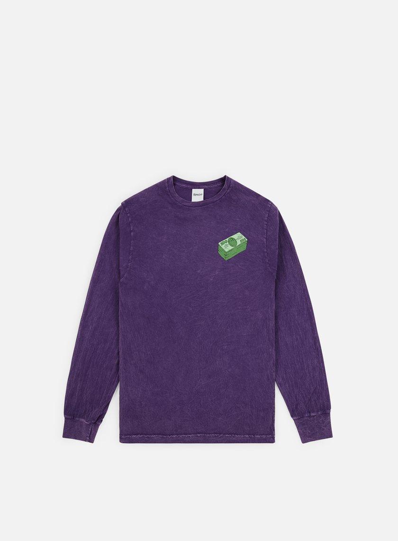 Rip N Dip Money Talks LS T-shirt