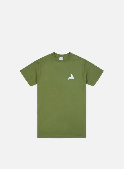 t shirt rip n dip nerm forrest t shirt olive green