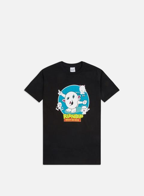 T-shirt a Manica Corta Rip N Dip Nerm Story T-shirt