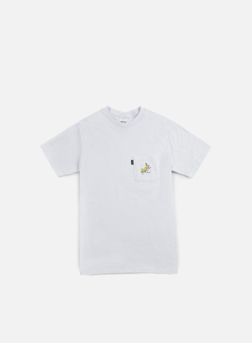 Rip N Dip - Nermal Banana T-shirt, White