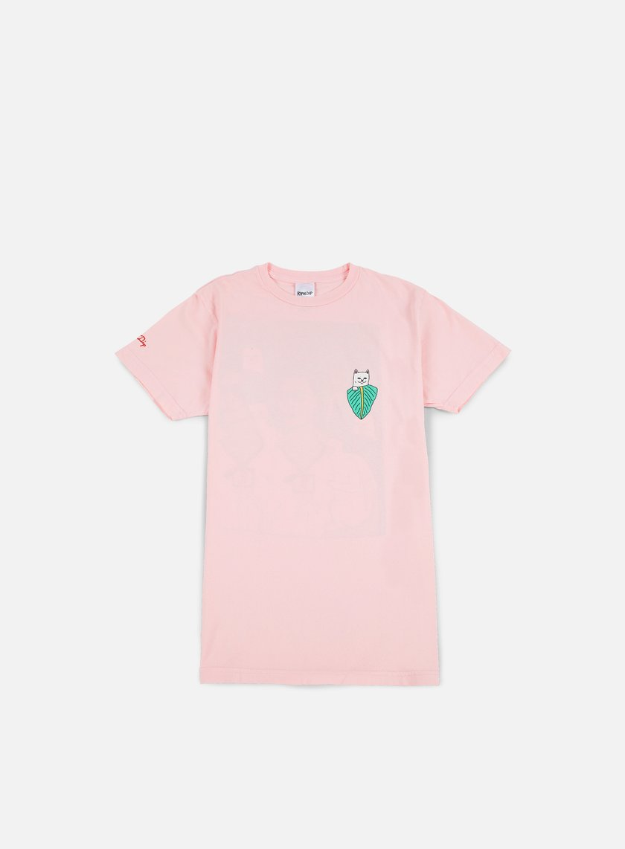 Rip N Dip - Nermal Frida T-shirt, Vintage Pink