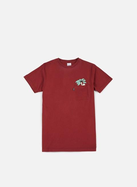 Sale Outlet Short Sleeve T-shirts Rip N Dip Nermal Leaf Pocket T-shirt