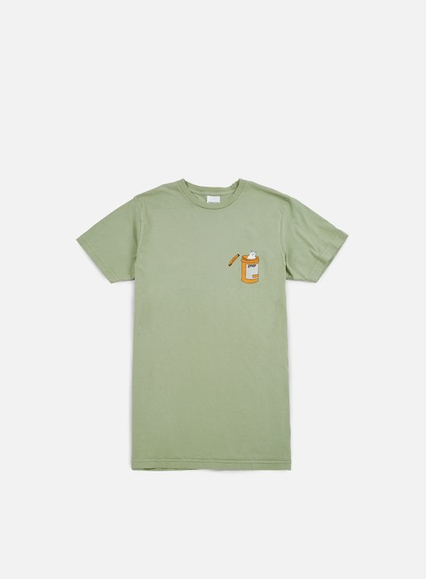 t shirt rip n dip nermal pills t shirt green