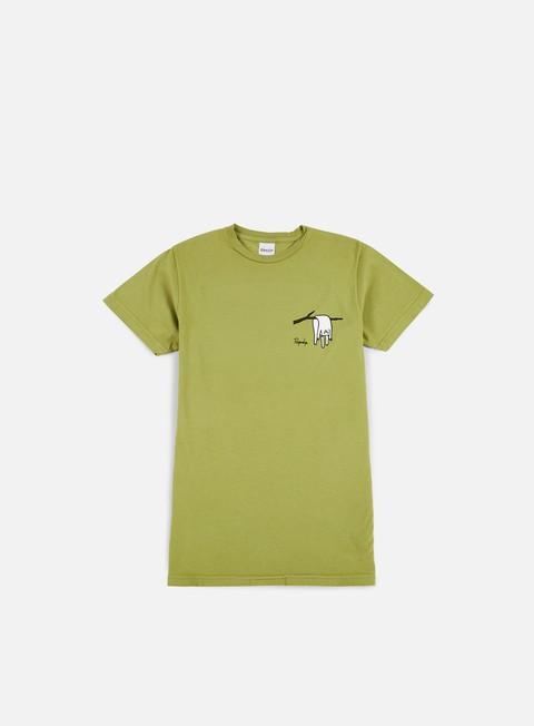 t shirt rip n dip nermali t shirt military green