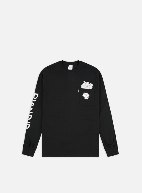 Long Sleeve T-shirts Rip N Dip Nermamaniac LS T-shirt