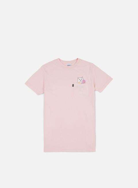 t shirt rip n dip nermcasso pocket t shirt pink