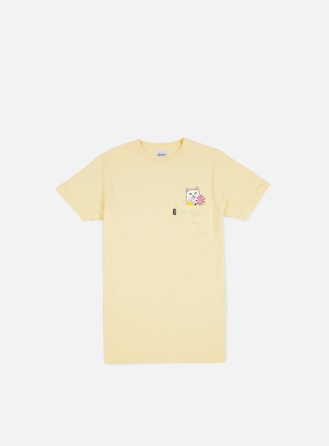 t shirt rip n dip nermcasso pocket t shirt yellow