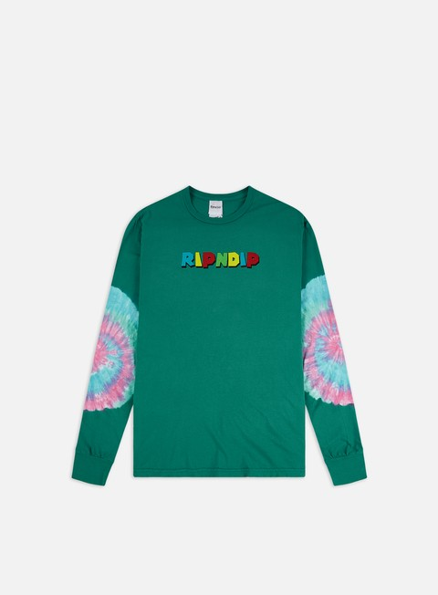 Long Sleeve T-shirts Rip N Dip Nermio LS T-shirt