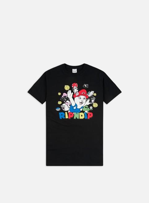 Outlet e Saldi T-shirt a Manica Corta Rip N Dip Nermio T-shirt