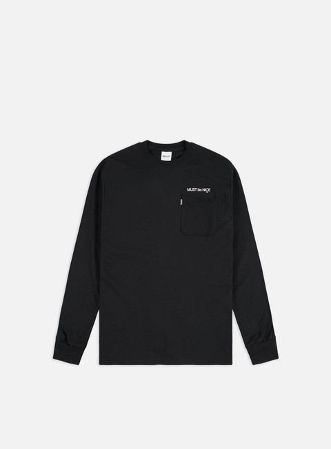 Long Sleeve T-shirts Rip N Dip Nermus LS T-shirt