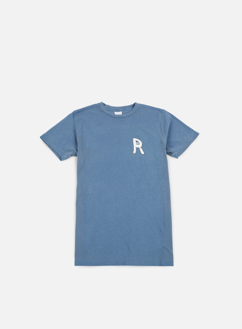 Rip N Dip - Paws T-shirt, Washed Blue