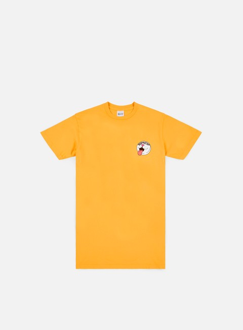 t shirt rip n dip pill t shirt primerose yellow