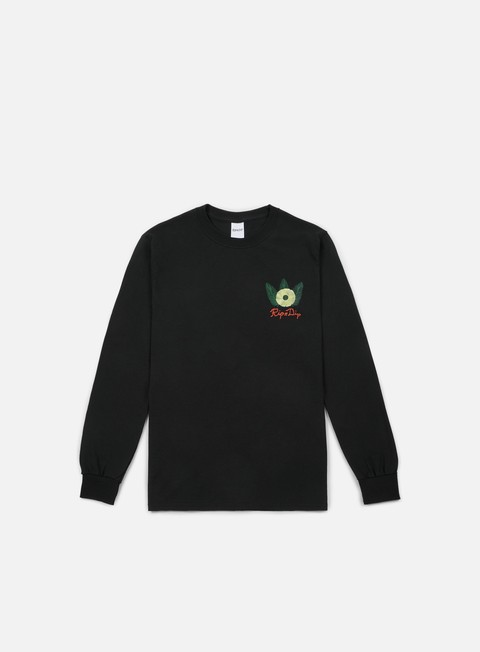 Long Sleeve T-shirts Rip N Dip Pineapple LS T-shirt
