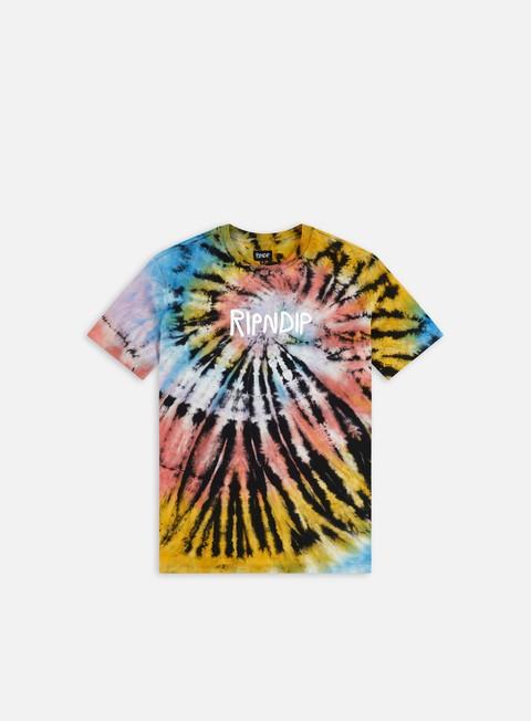 T-shirt tie-dye Rip N Dip Rubber Logo T-shirt