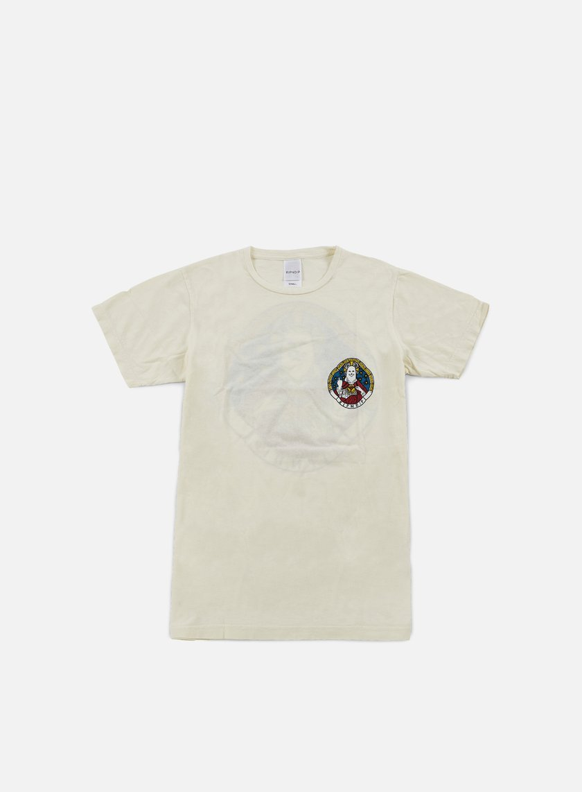 Rip N Dip - Stained Glass Nermal T-shirt, Creme