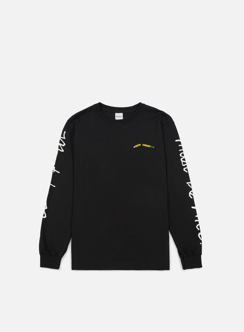 Long Sleeve T-shirts Rip N Dip Standards LS T-shirt