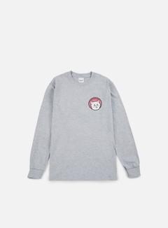 Rip N Dip - Stop Bein A LS T-shirt, Sport Grey 1