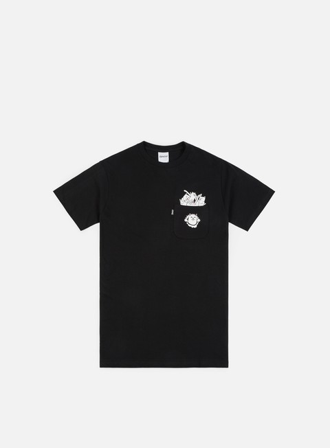 Outlet e Saldi T-shirt a Manica Corta Rip N Dip Stuffed Pocket T-shirt