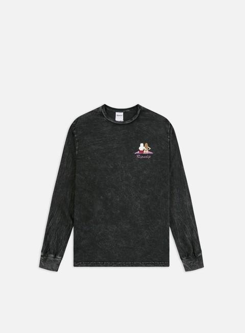 Outlet e Saldi T-shirt a Manica Lunga Rip N Dip Suns Out Buns Out LS T-shirt
