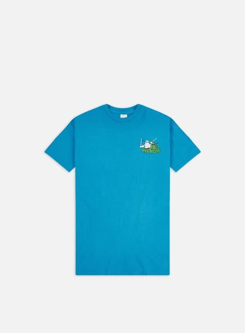 Outlet e Saldi T-shirt a Manica Corta Rip N Dip Teenage Mutant T-shirt