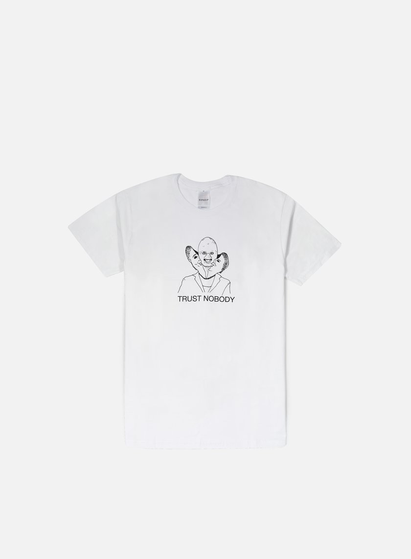 Rip N Dip - Trust Nobody T-shirt, White