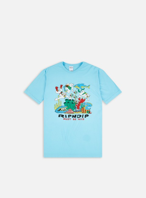 Short sleeve T-shirts Rip N Dip Under The Sea T-shirt