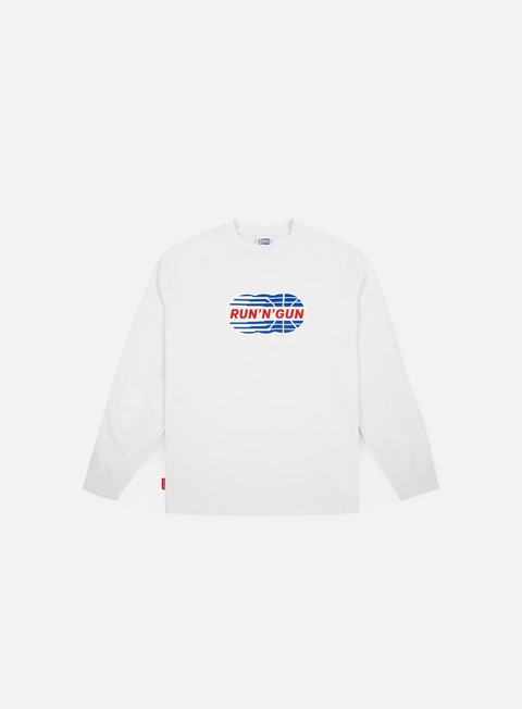 Long Sleeve T-shirts Run'N'Gun Big Logo Full Color LS T-shirt