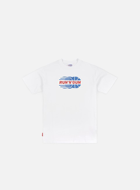 T-shirt a manica corta Run'N'Gun Big Logo Full Color T-shirt