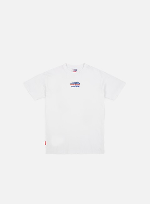 Outlet e Saldi T-shirt a Manica Corta Run'N'Gun Full Color Logo T-shirt