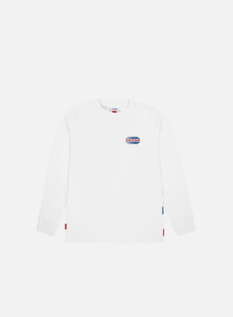 T-shirt a manica lunga Run'N'Gun Full Color Macro Print LS T-shirt