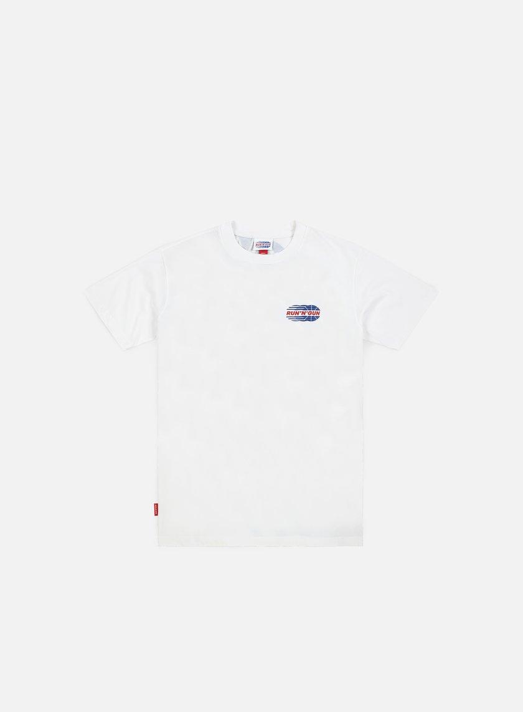 Run'N'Gun Full Color Macro Print T-shirt