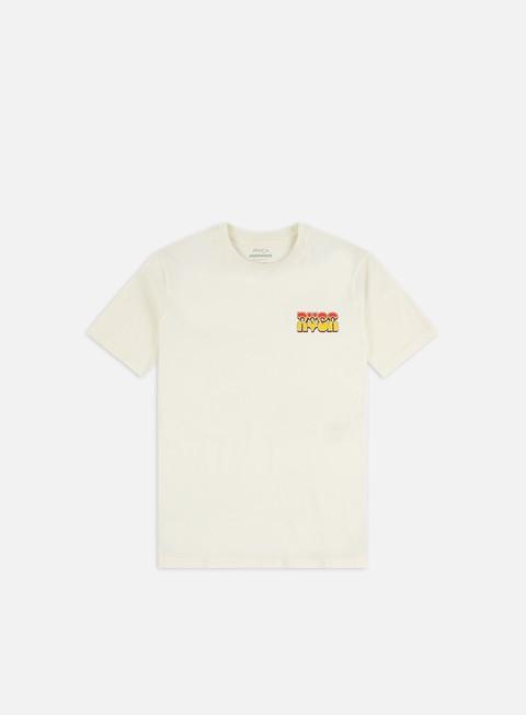 Short Sleeve T-shirts Rvca Applerobot T-shirt