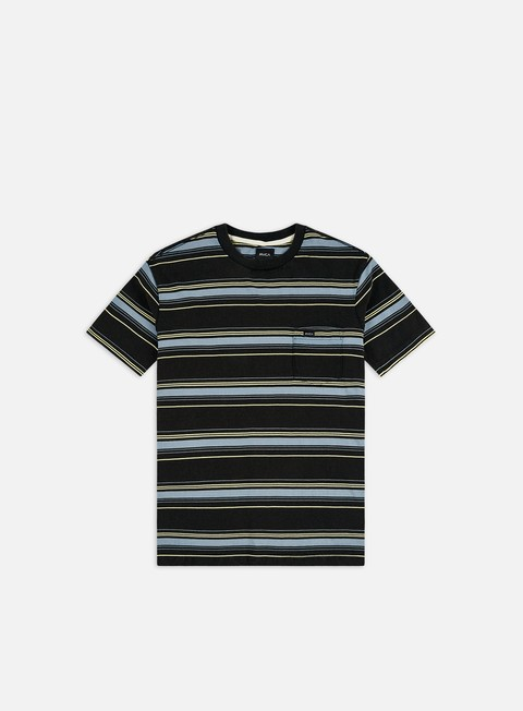 Pocket T-shirts Rvca Bez Stripe T-shirt